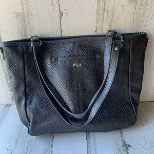 thirty-one Bags - Jewel black tote